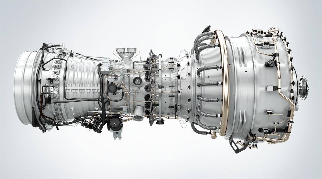SGT-A35 航改型燃气轮机