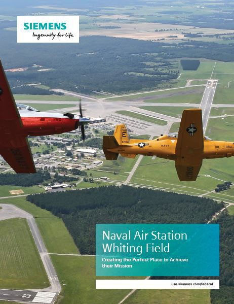 Naval Air Station Whiting Field Case Study Image