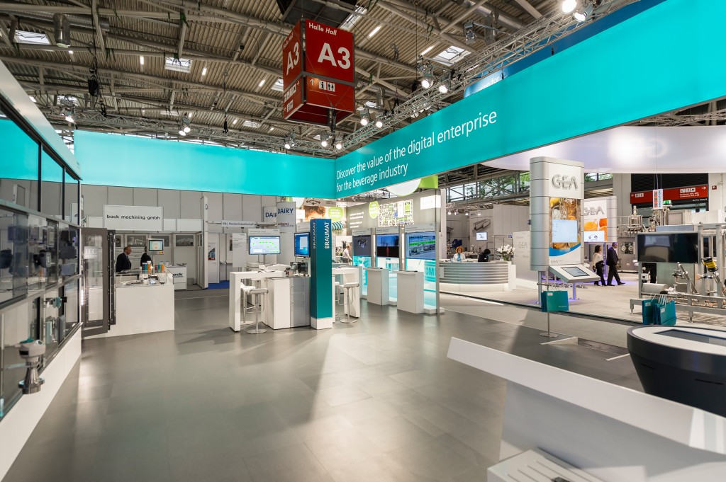 Siemens at Drinktec 2017