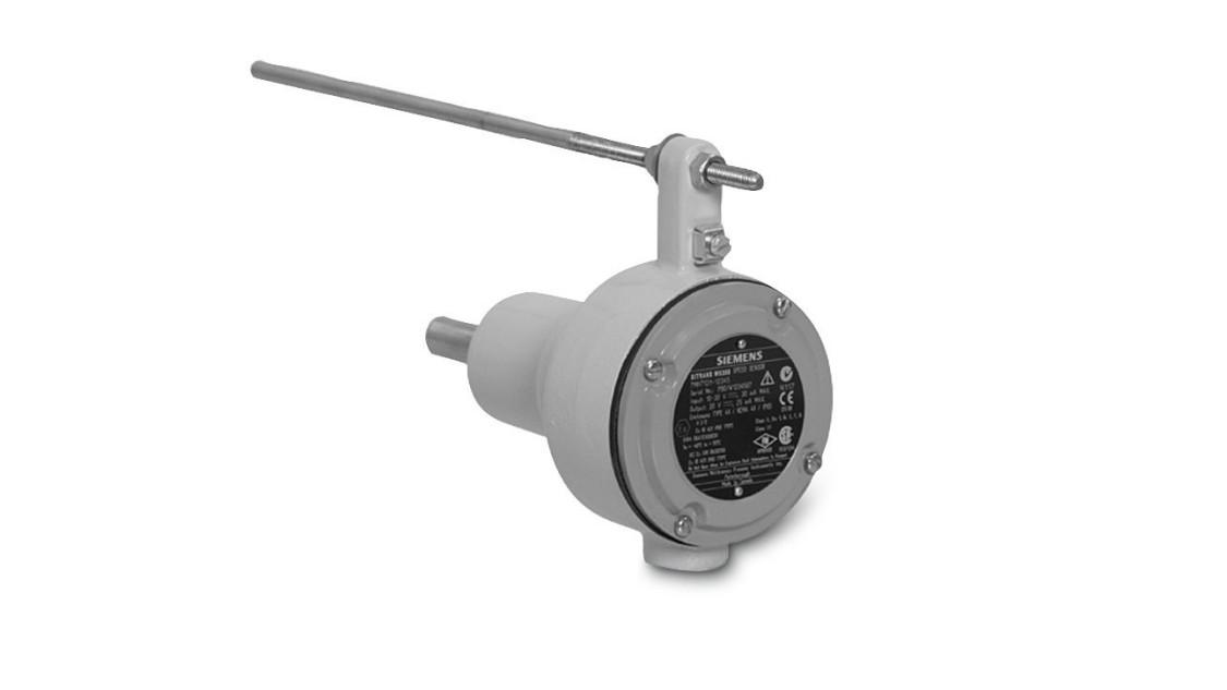 Sensor de velocidade SITRANS WS300