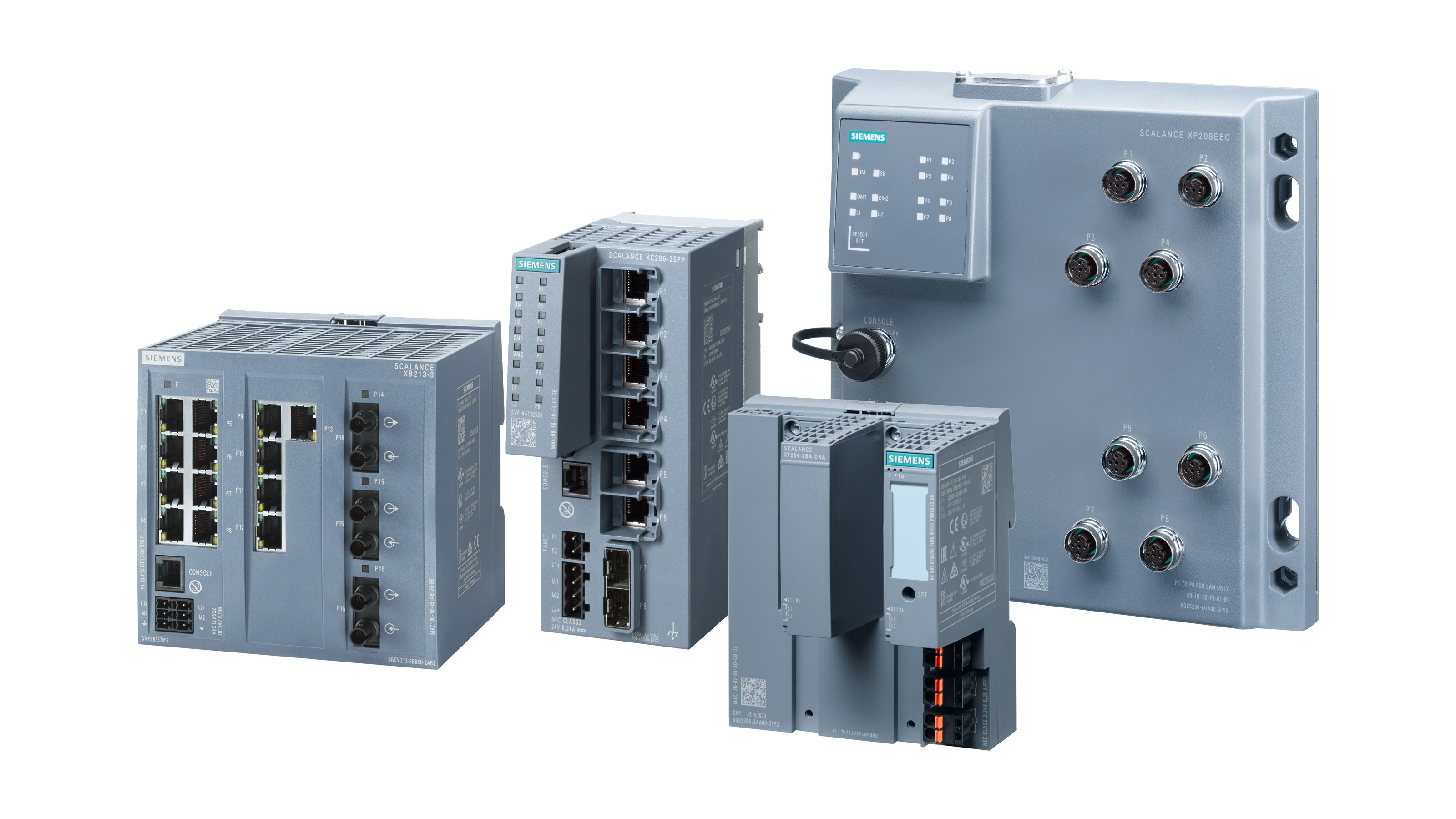 SCALANCE X‐200 managed | SCALANCE X – Industrial Ethernet