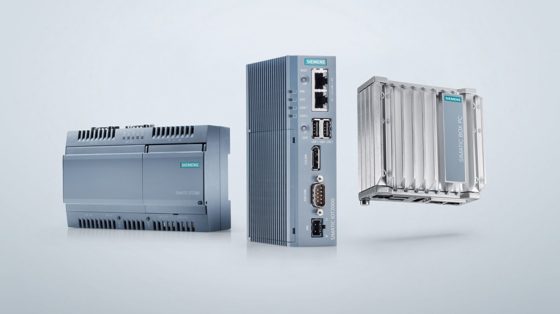 SIMATIC Industrial IoT Gateways