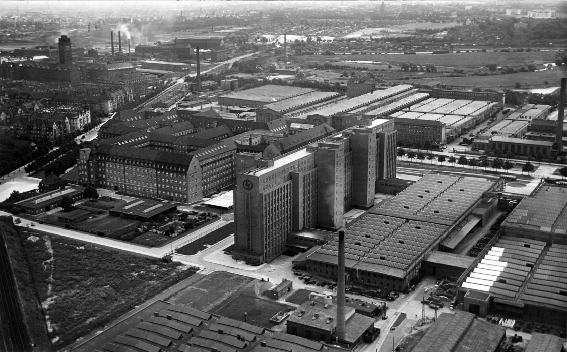 Siemensstadt, 1931