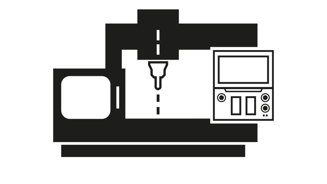 SINUMERIK ONE machine builders illustration