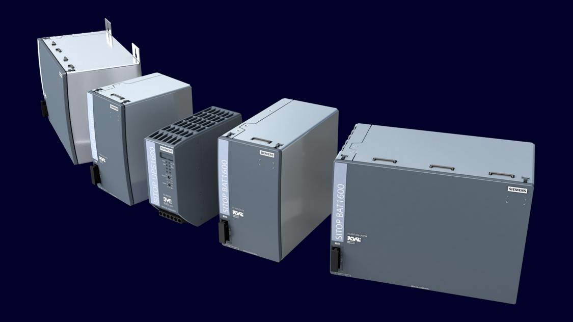 Batteriemodule SITOP BAT1600 für SITOP UPS1600