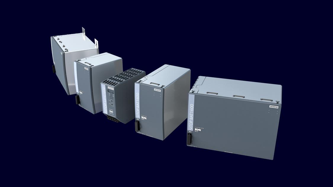 SITOP DC-USV-Module
