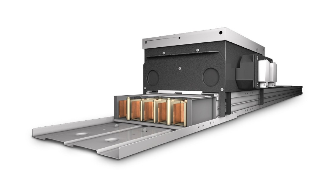 SIVACON 8PS – BD2 busbar trunking systems