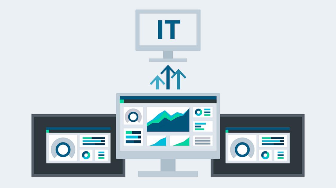 SIMATIC WinCC Unified unterstützt die Verbindung von OT- und IT-Netzwerken