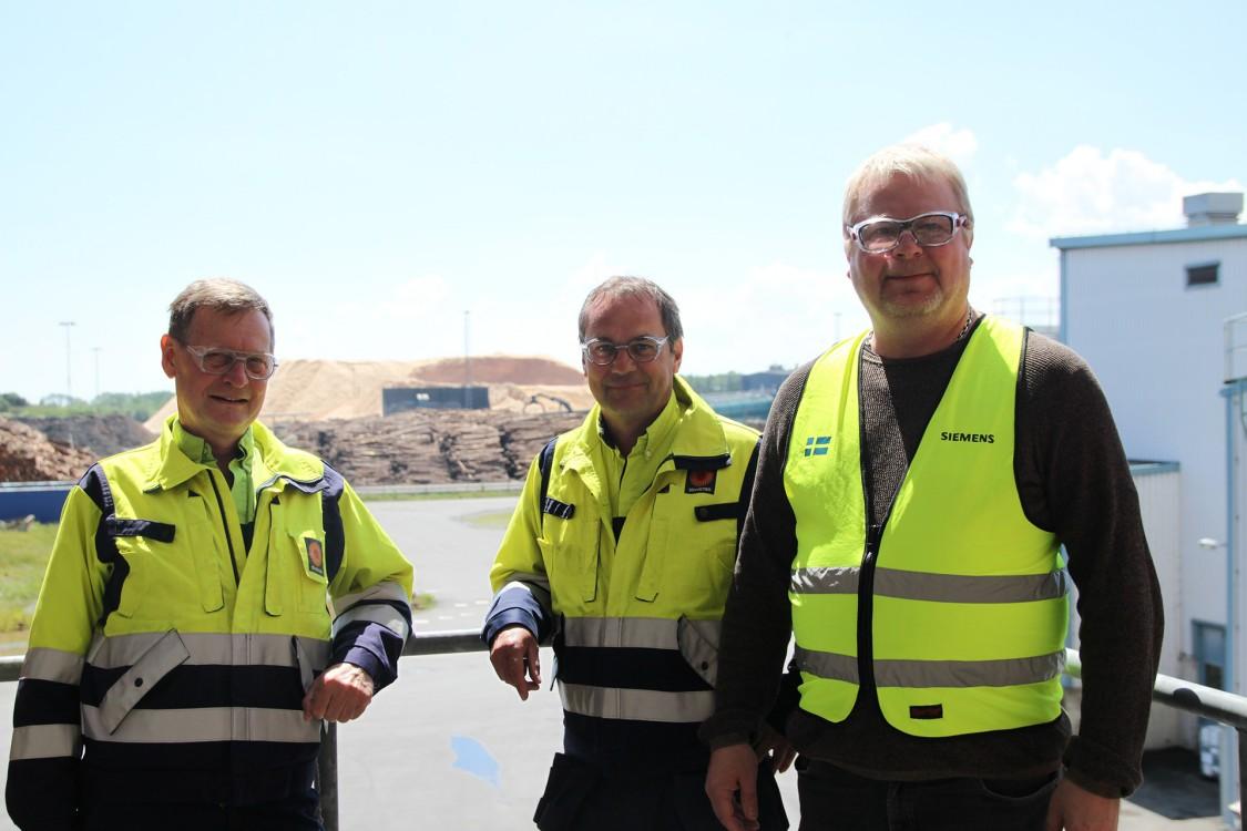 Siemens säkerställer produktiviteten på Stora Enso Nymölla Bruk