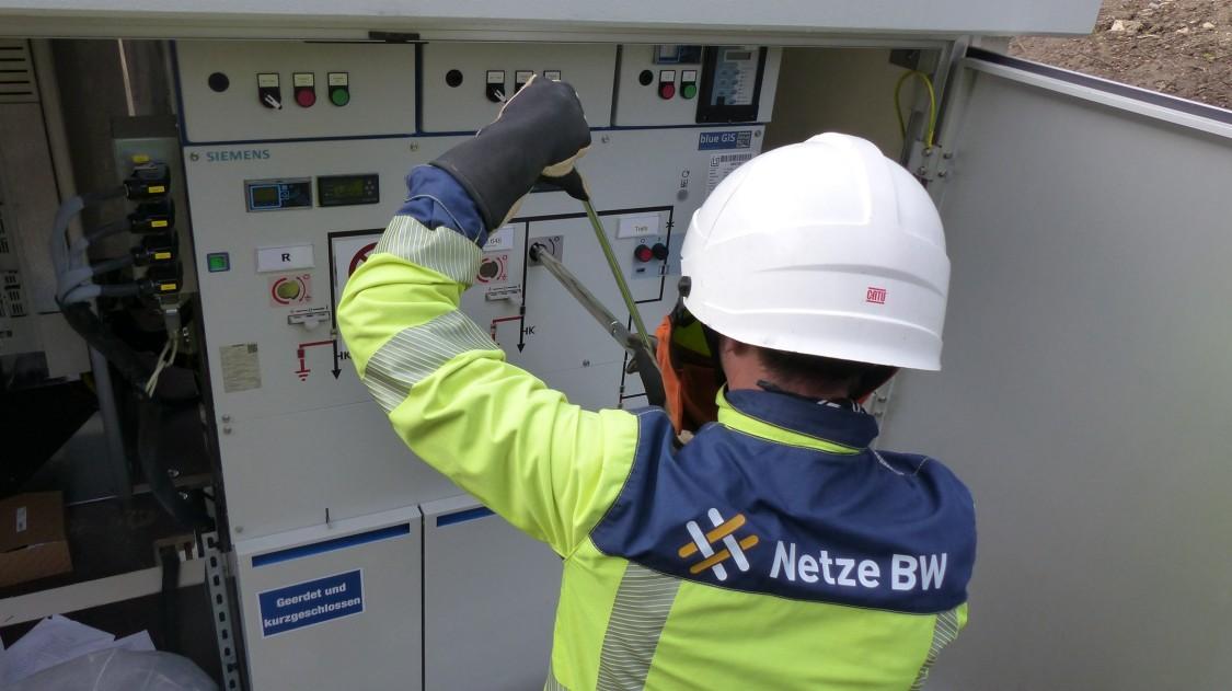 Siemens und Netze BW machen Verteilnetze nachhaltiger und intelligenter