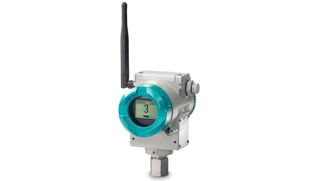 Датчик давления SITRANS P280 с протоколом WirelessHART