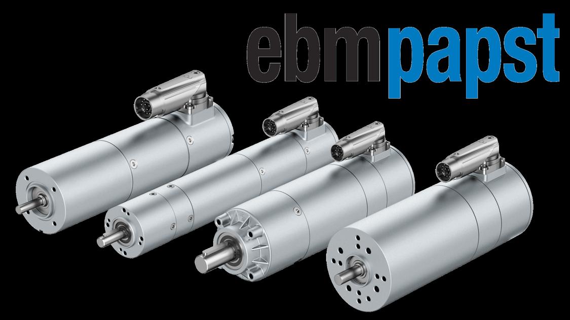 micro-drive ebm-papst motors