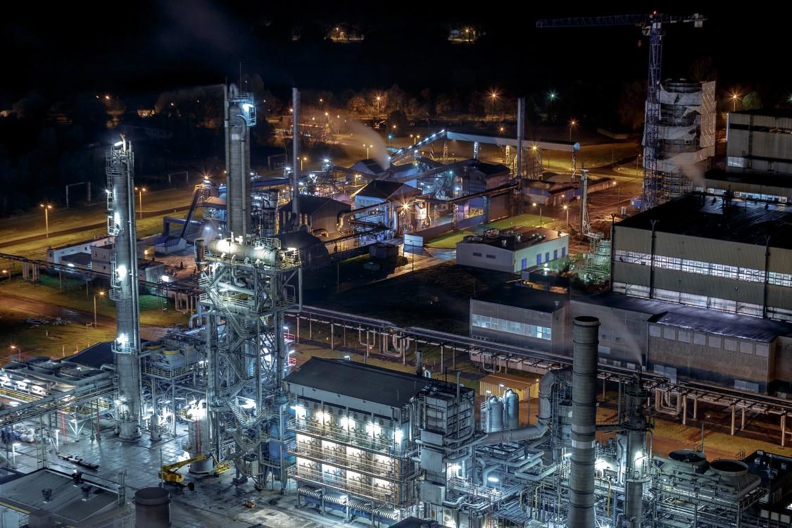 Zakład produkcyjny Grupa Azoty SA