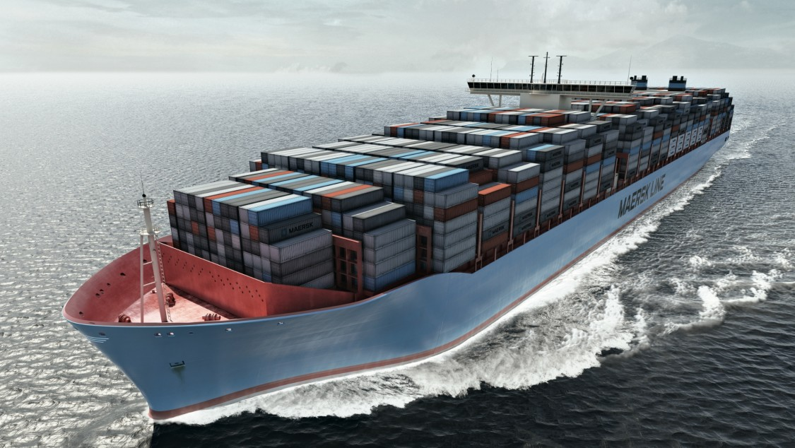 USA | cargo ship for emissions monitoring on ships case study