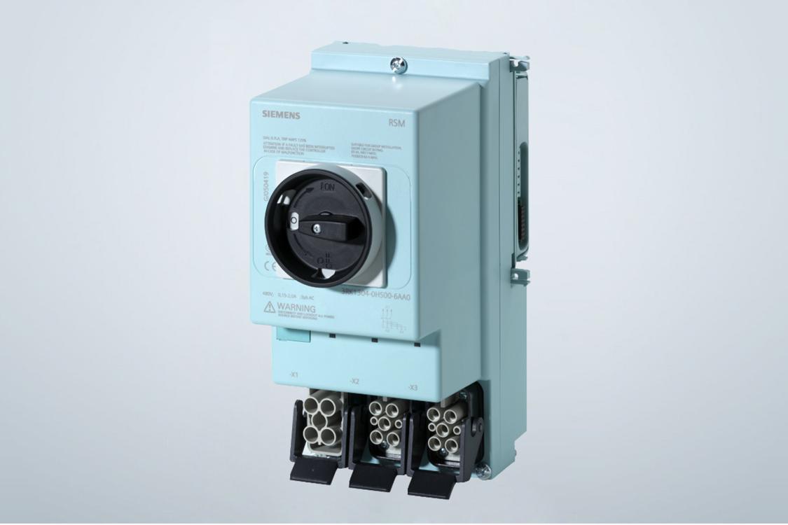 ET 200pro isolator module