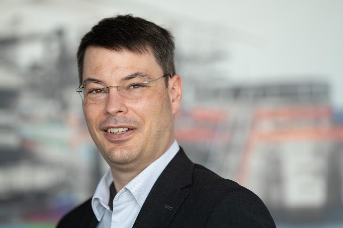 Franz Kriechbaum, Geschäftsführer manroland Goss