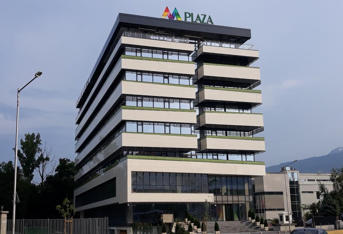 Офис сграда MPlaza