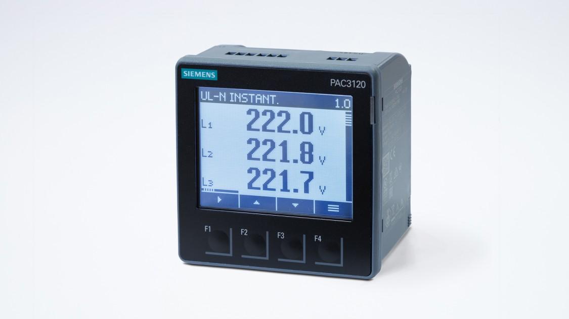 Multimedidor PAC3120