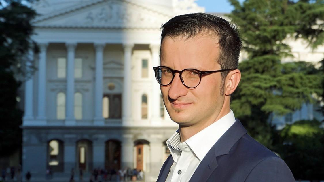 Interview with Ben Dobernecker