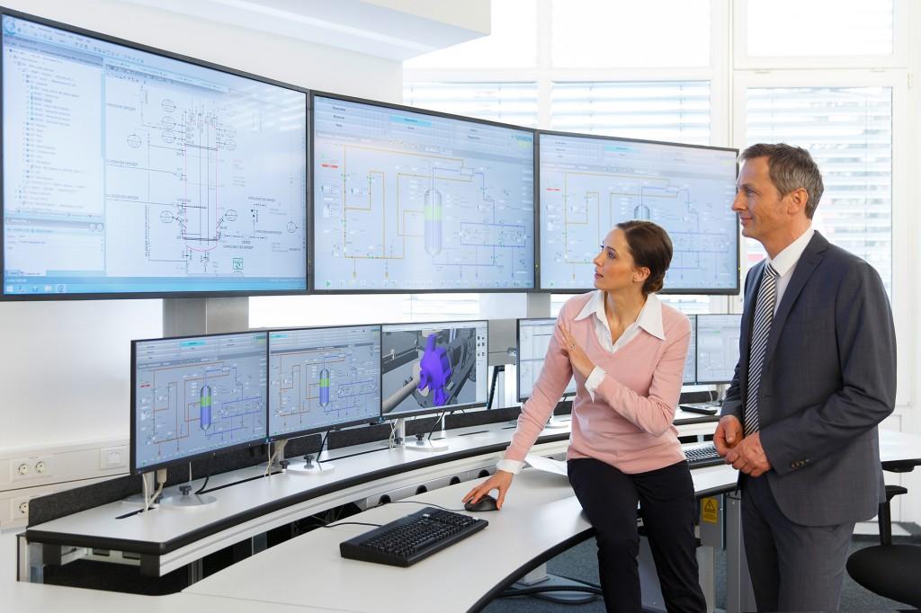Simit V9.1 - Simulation für schnelle Inbetriebnahme und OperatorTraining