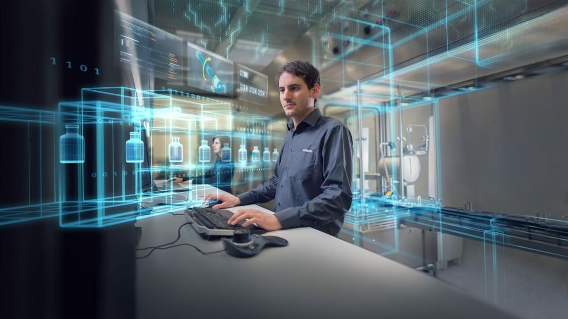 Siemens at SPS IPC Drives 2018