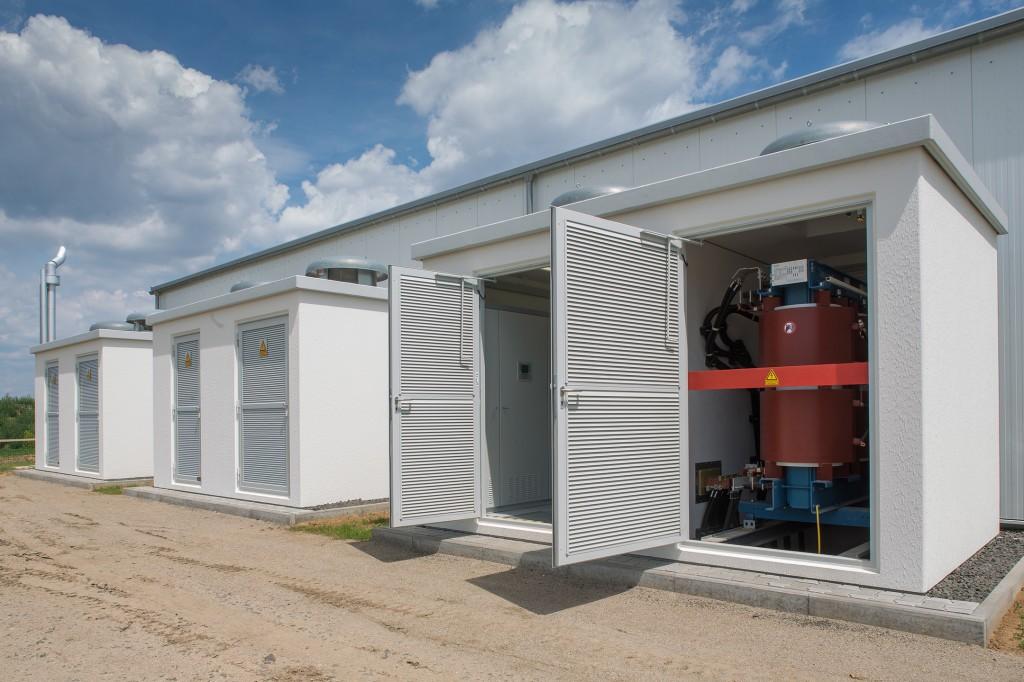 Erneuerbare Energien mit Wasserstoff speichern