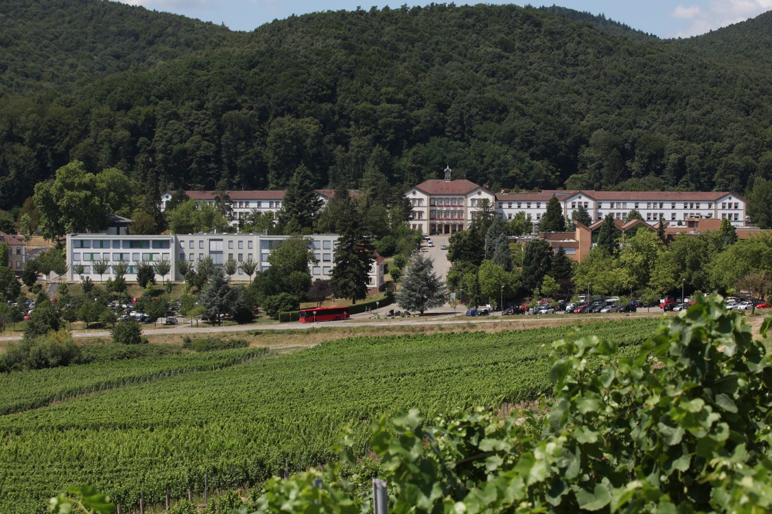 Pfalzklinikum  Klingenmünster