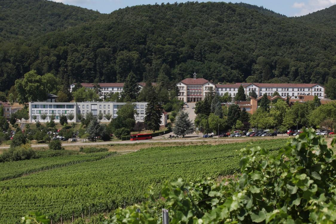 Siemens Gebäudetechnik im Pfalzklinikum  Klingenmünster