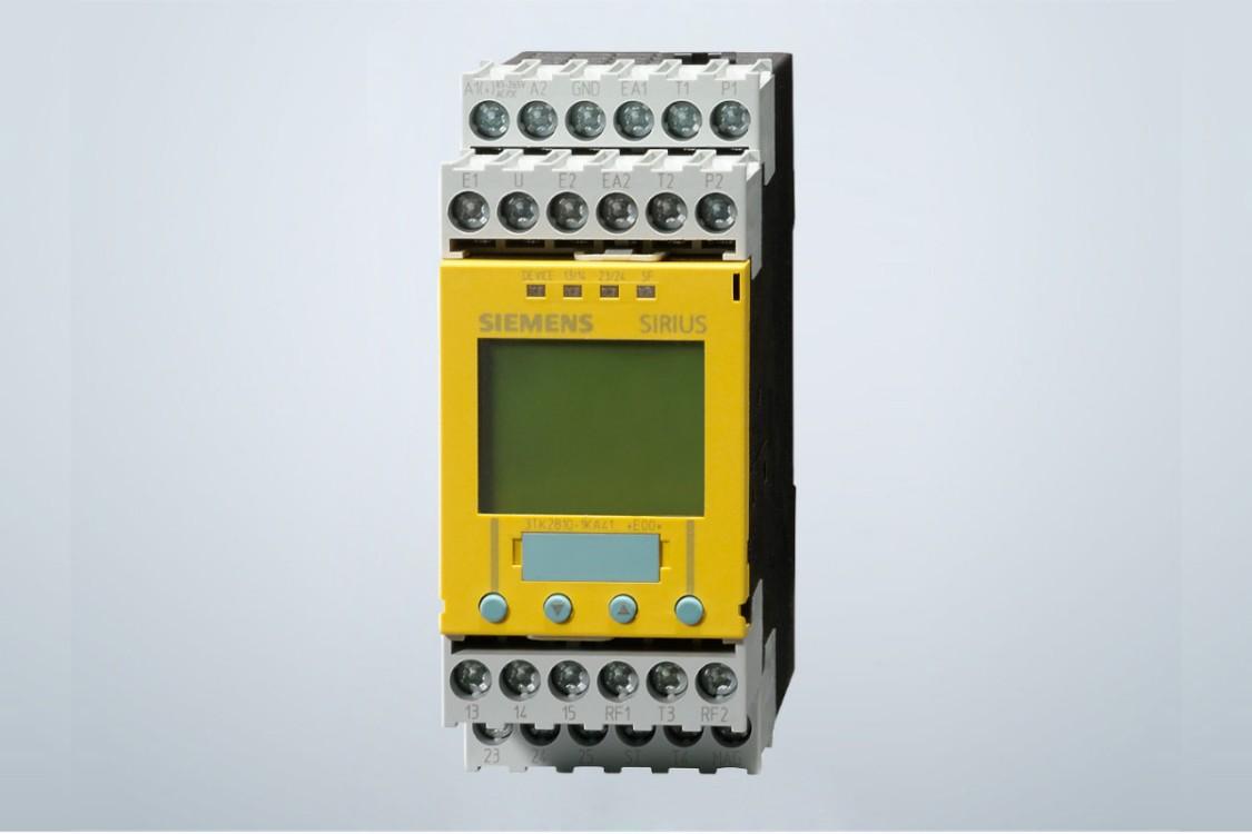 Relés de velocidade 3TK2810