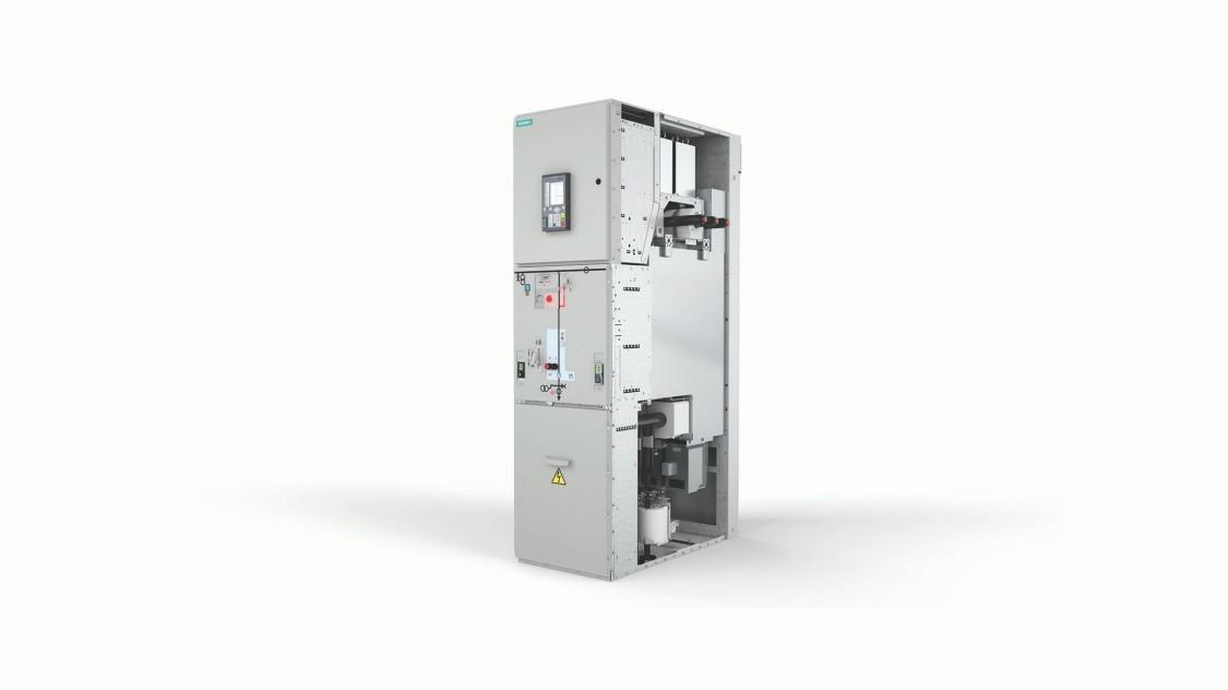 NXPLUS C Rozdzielnica średniego napięcia 24 kV w izolacji gazowej