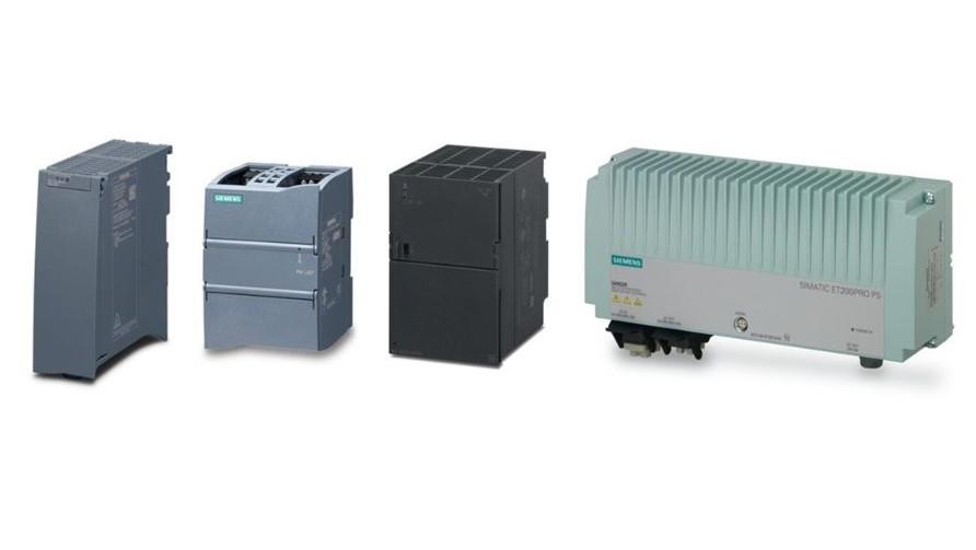 SIMATIC向けに設計された電源の製品群の画像