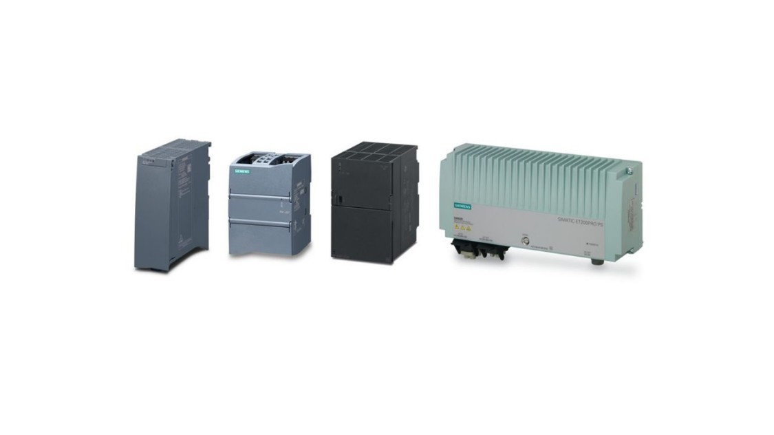 SITOP power supplies in SIMATIC-Design