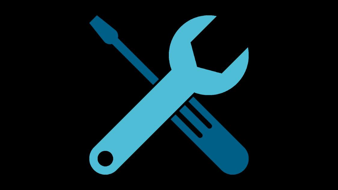 Icon: Services – Verfügbarkeit und Produktivität sicherstellen