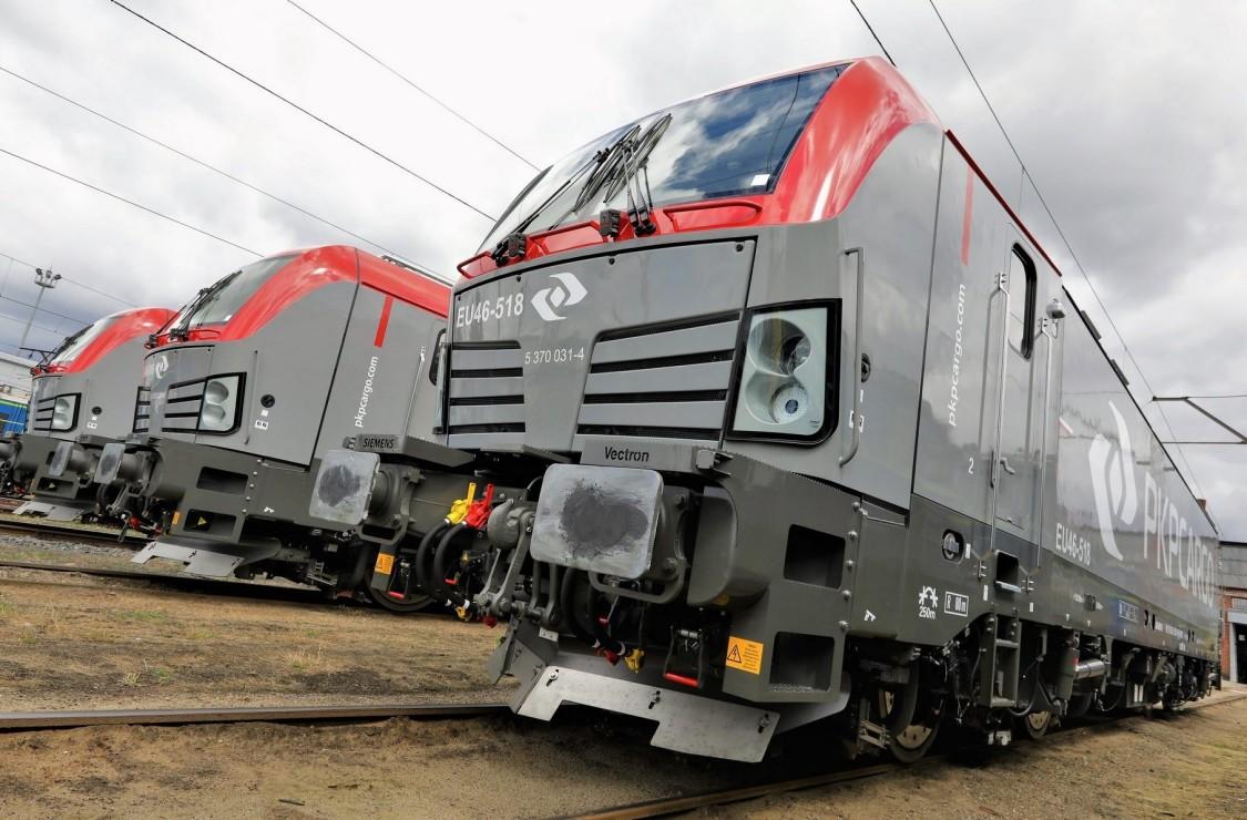 PKP Cargo - Vectron