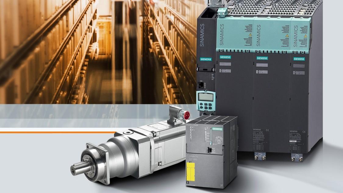Integrated Drive Systems (IDS) для управления и автоматизации складского оборудования, 2014 год