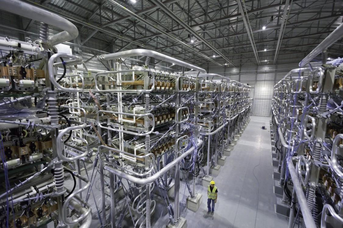 Системы передачи энергии постоянным током (HVDC)