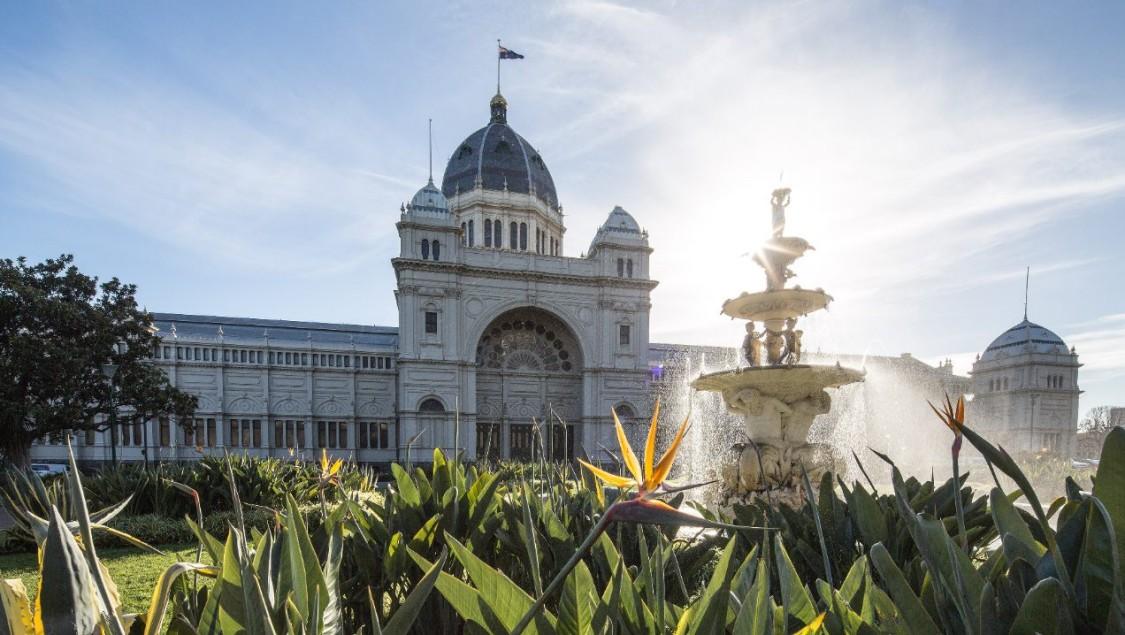 Museum Victoria in Melbourne