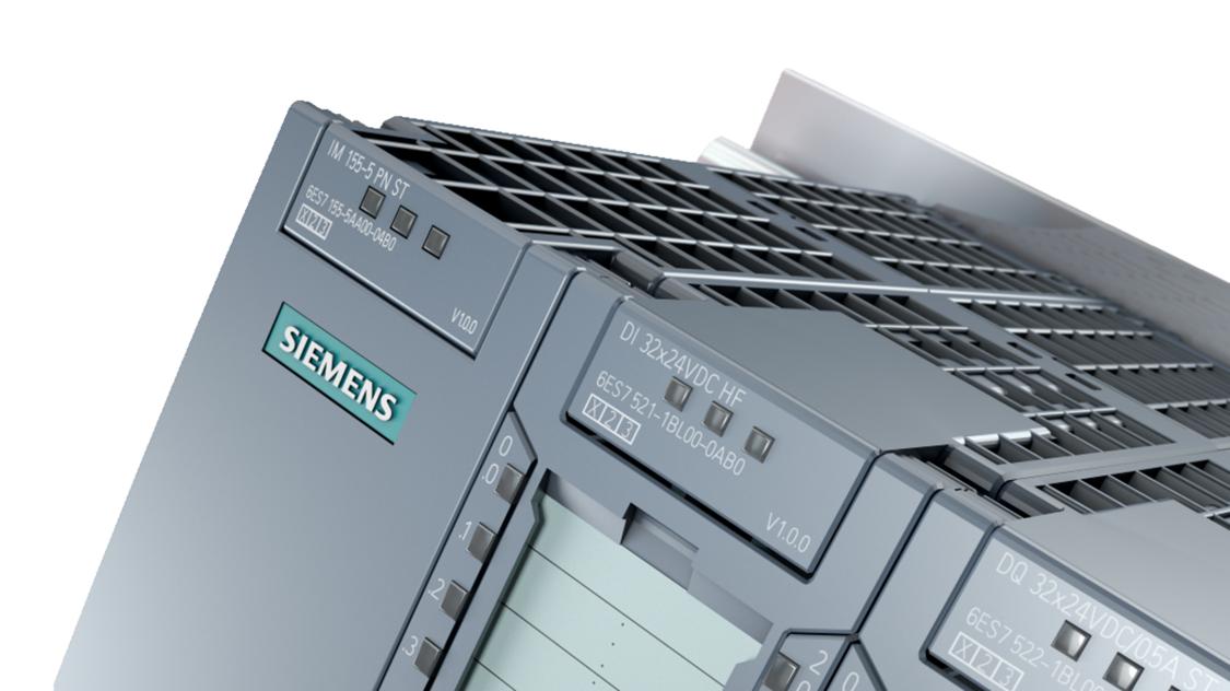 SIMATIC ET 200MP Interface Modul