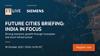 Future cities India