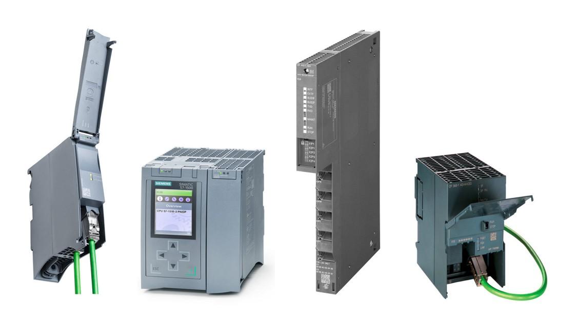 Коммуникационные процессоры для контроллеровSIMATIC S7-1500/400/300