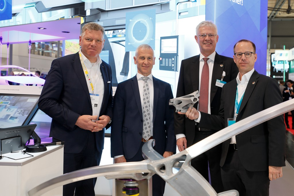 Siemens and EDAG cooperate in projects for the industrial application of additive manufacturing