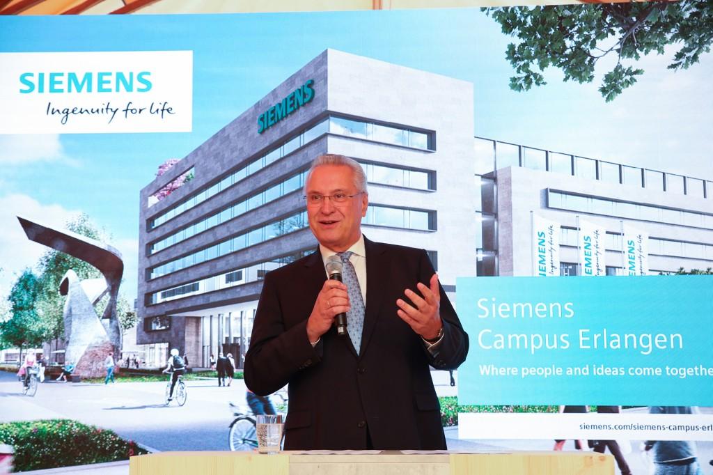 Mobilitätstag Siemens Campus Erlangen