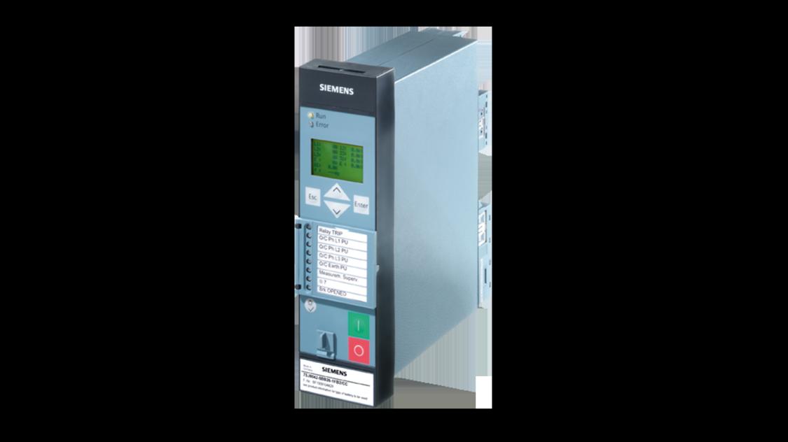 Leitungsdifferentialschutz–SIPROTEC 7SD80