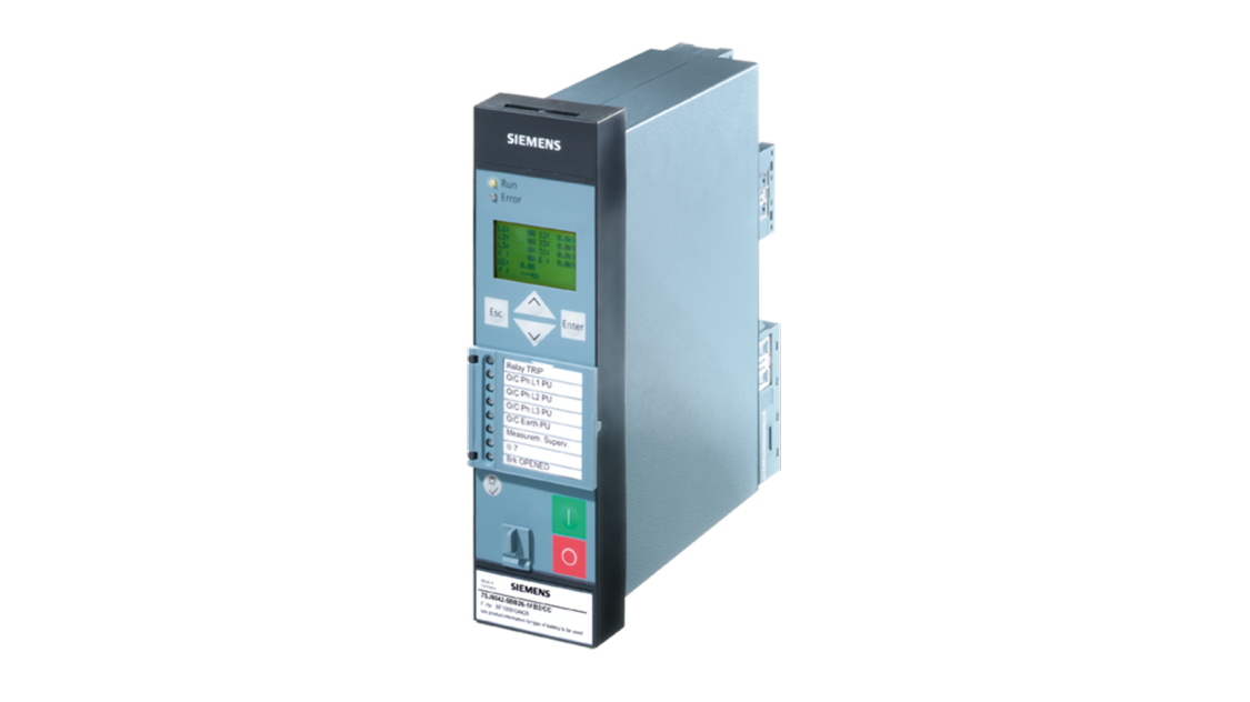 Voltage and frequency protection – SIPROTEC 7RW80