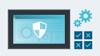 The SIMATIC HMI Unified Comfort Panels provide maximum security