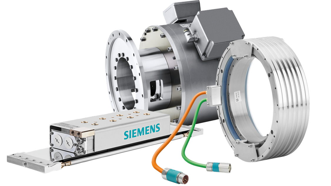 simotics direct drive motors for sinumerik 840 cnc