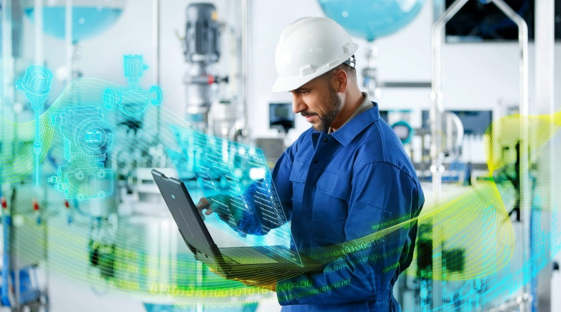 Servicios de repuestos: sistemas de control de procesos