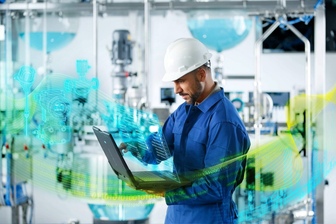 Digital transformation will continue to gain importance in process control technology