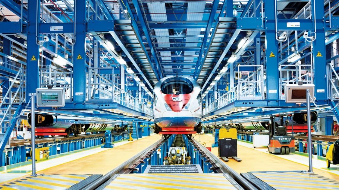 Serwis Siemens Mobility