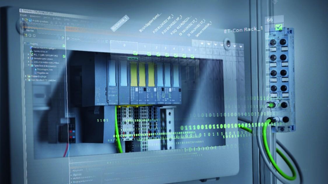 Siemens PROFINET a PROFIBUS systém integrace.